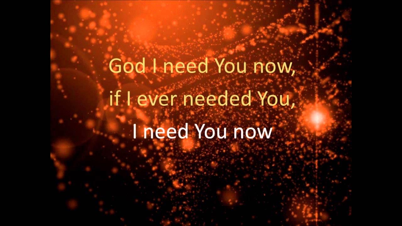 Jeff & Sheri Easter - I Need You More Today Lyrics ...