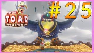 Kampf auf den Turmspitzen|Captain Toad Treasure Tracker|Part 25