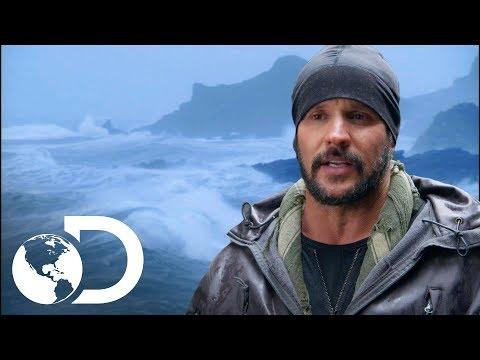 ¡Joe y Matt pueden tener hipotermia! | Desafío x 2 | Discovery Latinoamérica