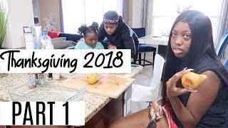 Thanksgiving 2018 🦃 | Family Vlogs | JaVlogs