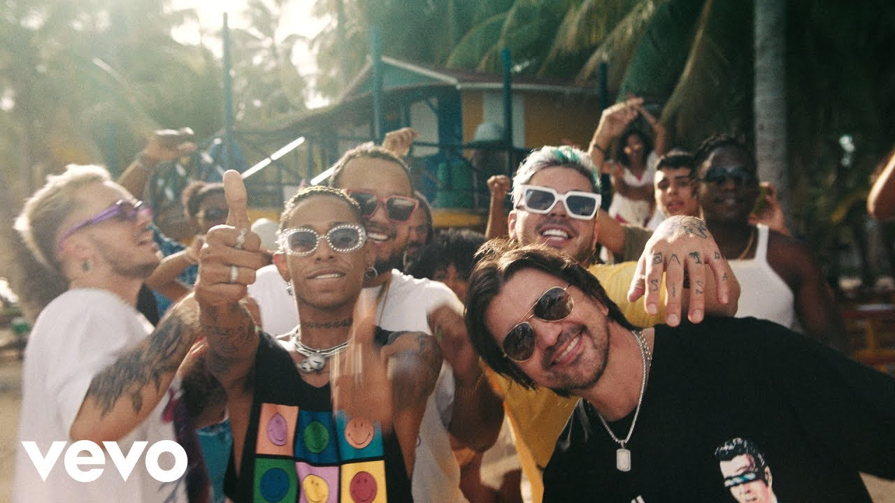 Lalo Ebratt, Juanes, Skinny Happy - Todo Bien ft. Yera, Trapical