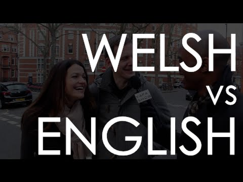 Welsh vs. English Stereotypes? | Cardiff - London