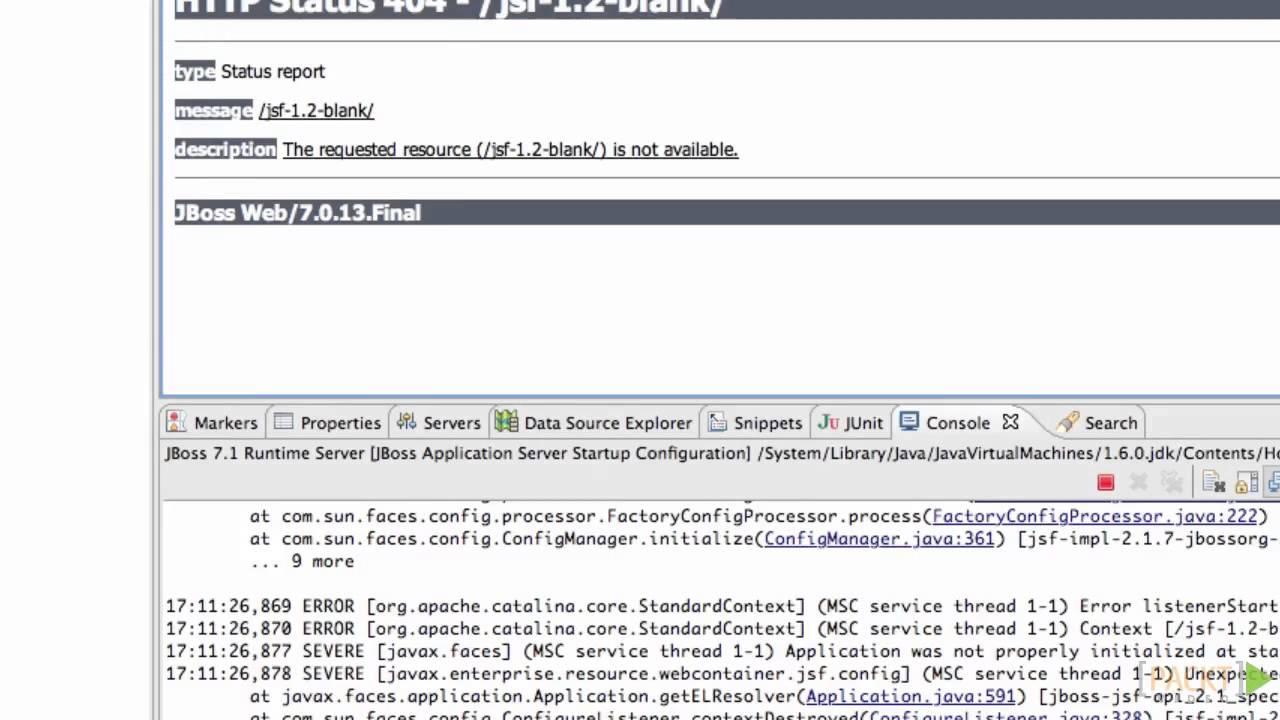 JBoss EAP Tutorial: Including and Excluding Dependencies Using Metadata |  packtpub com