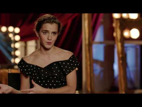 Beauty and the Beast - Emma Watson Interview #2