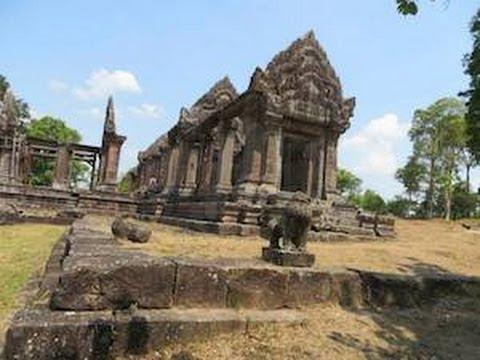 Preah Vihear Temple: A UNESCO World Heritage site in Cambodia