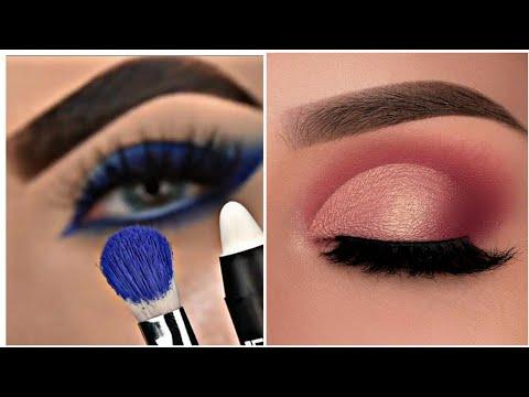 Melhores Tutoriais de Maquiagem para os Olhos😍 |Inspiração| #41💜New Eye Makeup Trends 2021