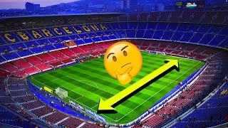 Opponents fear playing at camp nou, fc barcelona's stadium. it's reputation alone is enough to intimidate. huge in size, the pitch famed for being enormou...