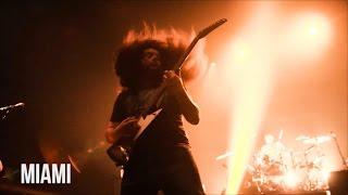Coheed and Cambria - The Color Before the Sun Tour (Florida Clip)