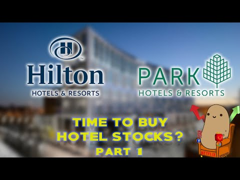 A look at Hilton Stock And Park Hotels and Resorts Stock - $HLT $PK