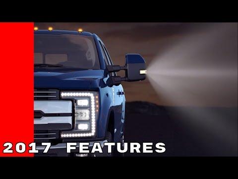2017 Ford Truck LED Lighting, Upfitter Switches, Power Telescoping Mirrors
