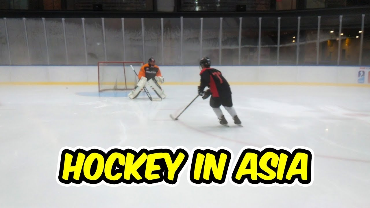 What Is Hockey Like In Asia Youtube