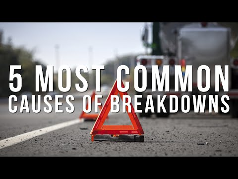 AVOID BREAKDOWNS: Inspect These 5 Truck Parts Before Hitting the Road