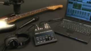 Roland TRI-CAPTURE USB Audio Capture Overview