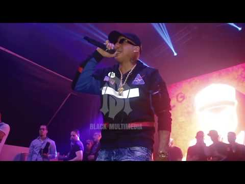 Presentacion Completo  Ñengo Flow Real g 4 life  Freeanuel Party   2016 2017