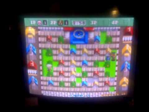 Euskal 15 - Final Torneo mundial Bomberman por Mod-PC