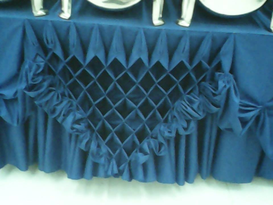 Perfect Table Skirting 14 Design You