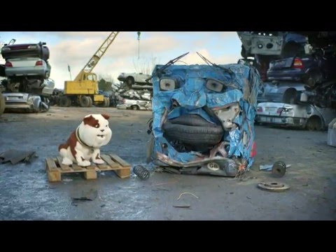 Churchill: Crushed Car TV Advert 2016