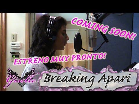 "Giselle - ""Breaking Apart"" coming soon! Estreno de ""Breaking Apart"" muy pronto!!"