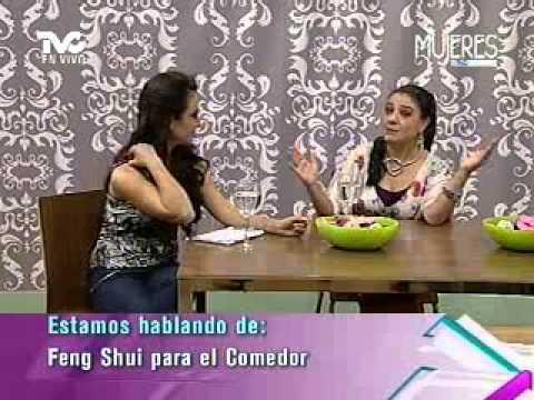 Feng Shui para el Comedor (METVC) - YouTube