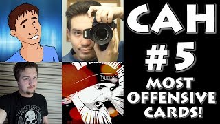 CARDS AGAINST HUMANITY #5 (Most Offensive Cards Sets!)