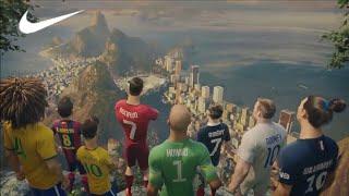 Nike FootBall[The Last Game] Versi Lagu Taki Taki Dj Snake