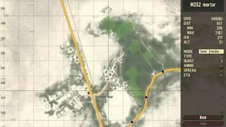 Arma 2 Mortar quick tutorial