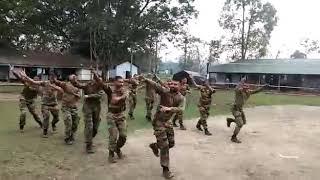 Indian Army Garba    Ame gujarati Leri Lala Full Song   Kinjal Dave New