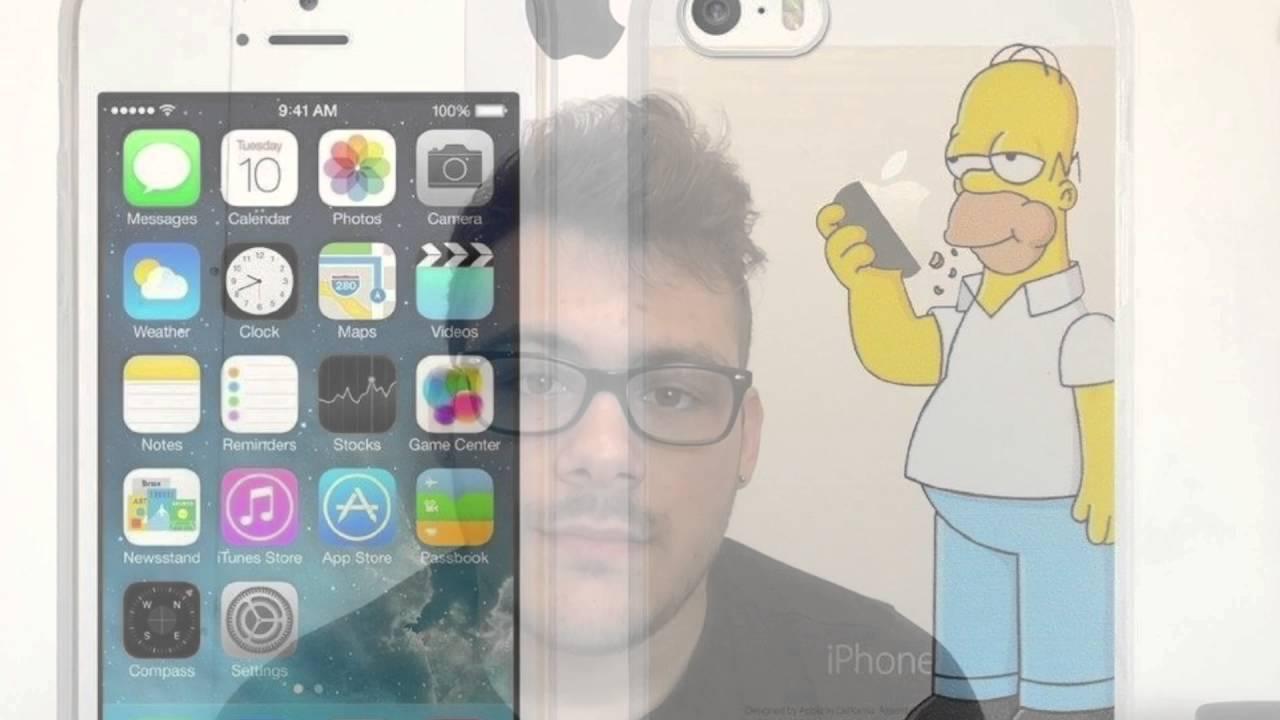 Coque Liquide Iphone Se