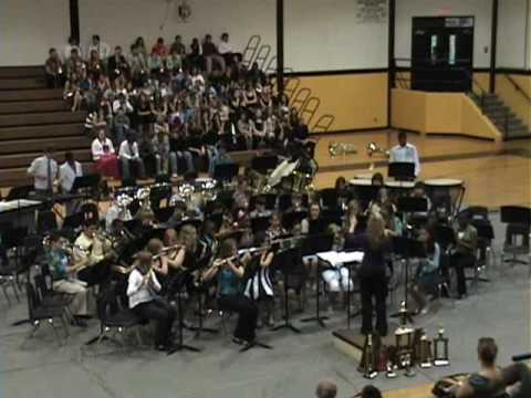 Middle School Band - Final Impact