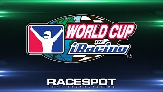 World Cup of iRacing | Oval #4 | DEATCH vs Oval #3 Winner