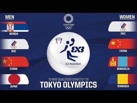 FIBA 3x3 Olympic Qualifying Announcement