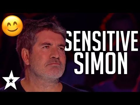 Simon Cowell's NICEST Moments On Britain And America's Got Talent! | Got Talent Global