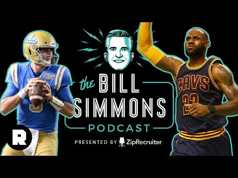 A Late-Night NFL Draft Party And NBA Talk With Ryen Russillo | The Bill Simmons Podcast | The Ringer