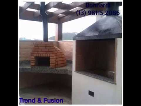 Trend Fusion Office e Residencial na Vila Mathias em Santos
