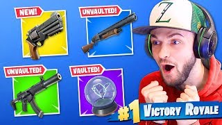 Fortnite's BEST UPDATE EVER! (pump is back)