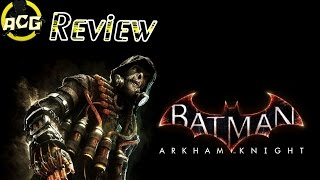 Official Batman Arkham Knight Review (Spoiler Free)