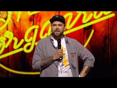 Martin Nørgaard - Zulu Comedy Galla 2015