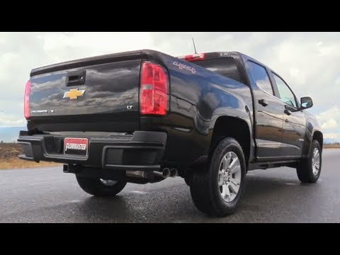 Flowmaster FlowFX Cat-back Exhaust for GMC Canyon & Chevy ...