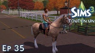 Les Sims 3 Tout en Un | Episode 35 : Le cheval c