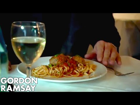 Gordon Finally Impressed With Cocky Chef - Gordon Ramsay