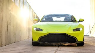 What you DON'T KNOW about the NEW 2019 ASTON MARTIN VANTAGE!