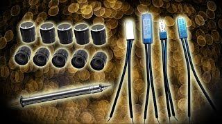 Термореле KSD 9700 250B 5A 55 градусів Жало для паяльника 5В Алюмінієві ручки для потенціометрів