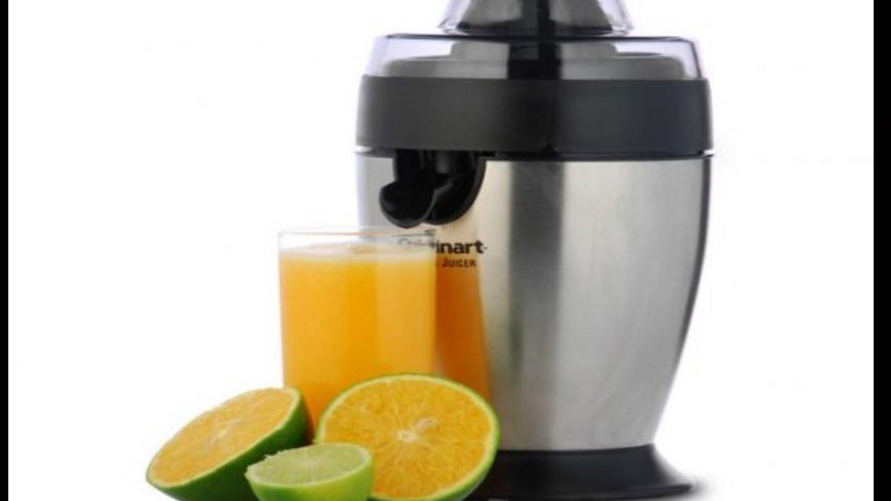 Cuisinart CCJ-100 Citrus Pro Juicer