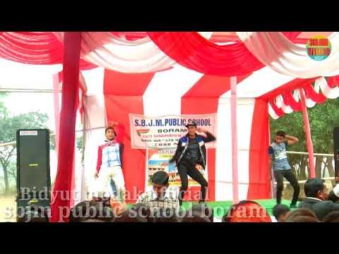 Lollipop lagelu dance || sbjm public school boram