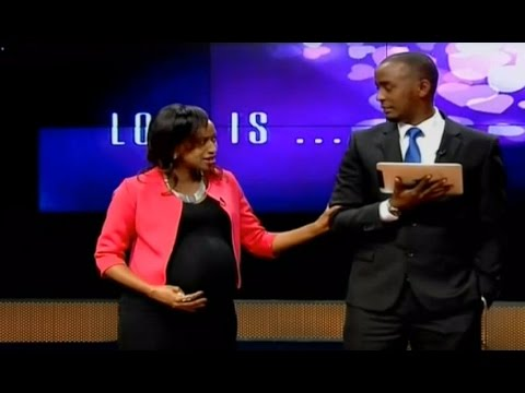 Janet Mbugua Labor Prank On Hussein Mohammed