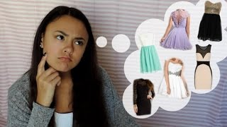 How to find the perfect homecoming dress!