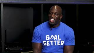 Giving Back with Zack - Guest Titus O'Neil