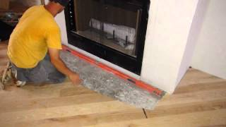 Fireplace Surround Installation Procedures