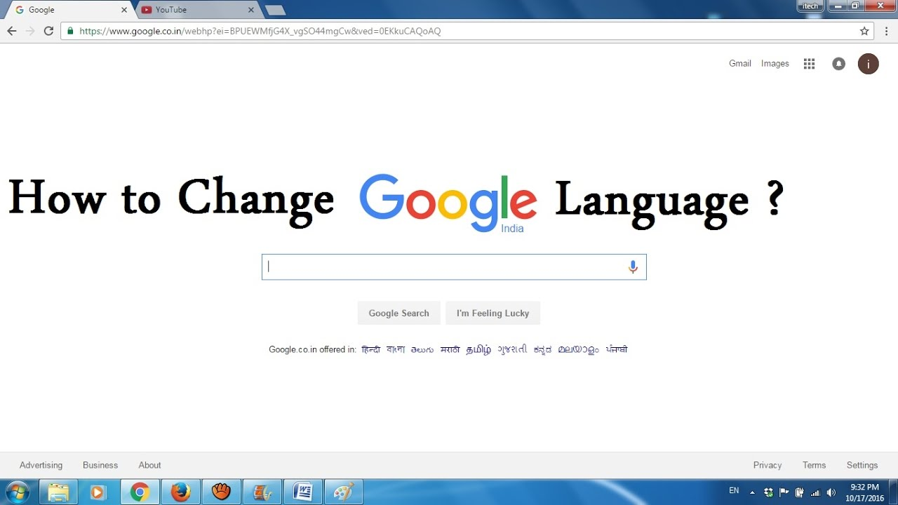How to Change Language on Google How to Change Language on Google new images