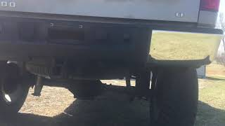 2007 Chevy Silverado with Texas Speed and Performance cam 224r